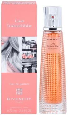 Givenchy Live Irresistible eau de parfum para mujer