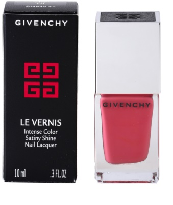 Givenchy Le Vernis Nagellack mit hoher Deckkraft für höheren Glanz 1