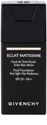 Givenchy Matissime lahka matirajoča podlaga SPF 20