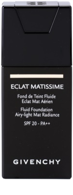 Givenchy Matissime leichtes mattierendes Make-up SPF 20