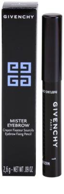 Givenchy Mister Eyebrow creion pentru fixare pentru sprancene 2