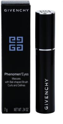 Givenchy Phenomen'Eyes tusz wydłużajacy i podkręcający rzęsy 2