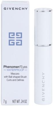 Givenchy Phenomen'Eyes máscara de pestañas para dar volumen y curvatura resistente al agua 2
