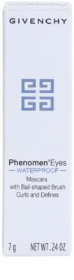 Givenchy Phenomen'Eyes máscara de pestañas para dar volumen y curvatura resistente al agua 3