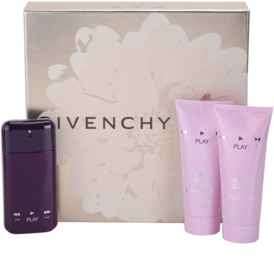 Givenchy Play for Her Intense set cadou