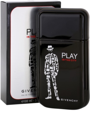 Givenchy Play In the City тоалетна вода за мъже 1