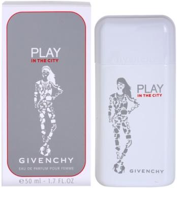 Givenchy Play In the City eau de parfum nőknek