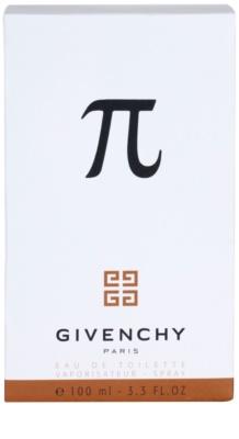 Givenchy Pí Eau de Toilette pentru barbati 4