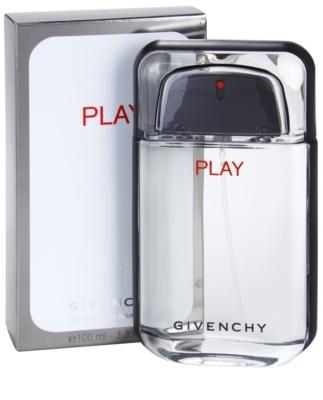 Givenchy Play Eau de Toilette para homens 1
