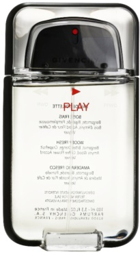 Givenchy Play eau de toilette teszter férfiaknak