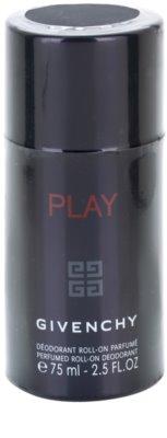 Givenchy Play deodorant roll-on pre mužov