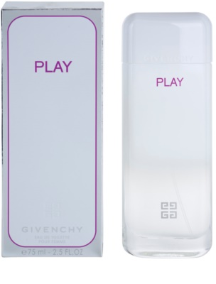 Givenchy Play for Her Eau de Toilette para mulheres