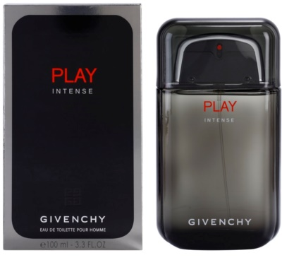 Givenchy Play Intense eau de toilette férfiaknak