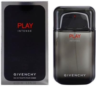 Givenchy Play Intense Eau de Toilette pentru barbati