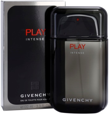 Givenchy Play Intense тоалетна вода за мъже 1