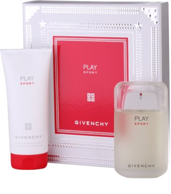 Givenchy Play Sport dárková sada