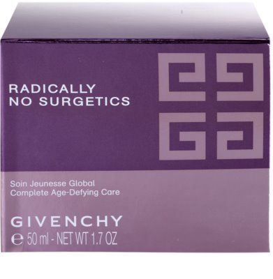 Givenchy Radically No Surgetics tratamento completo anti-idade de pele 4