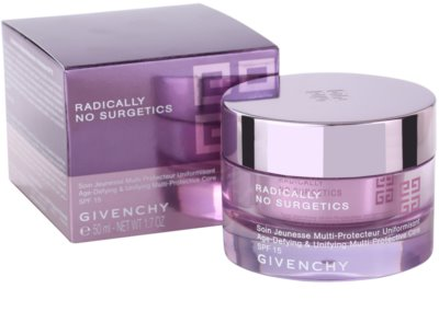 Givenchy Radically No Surgetics crema protectora antienvejecimiento 3