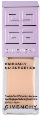 Givenchy Radically No Surgetics maquillaje con efecto rejuvenecedor