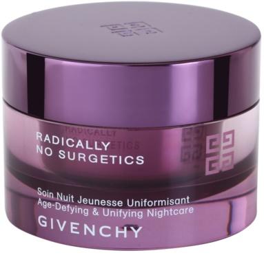 Givenchy Radically No Surgetics Nachtpflege gegen Hautalterung
