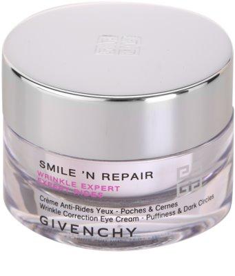Givenchy Smile 'N Repair crema para contorno de ojos antiarrugas, antibolsas y antiojeras