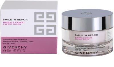 Givenchy Smile 'N Repair denní krém pro korekci vrásek 2