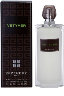 Givenchy Les Parfums Mythiques - Vetyver Eau de Toilette pentru barbati