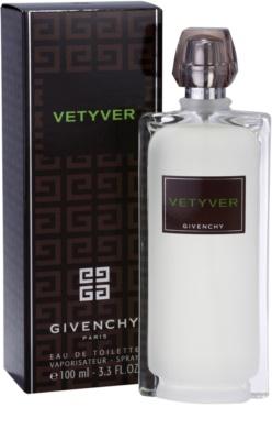 Givenchy Les Parfums Mythiques - Vetyver Eau de Toilette pentru barbati 1