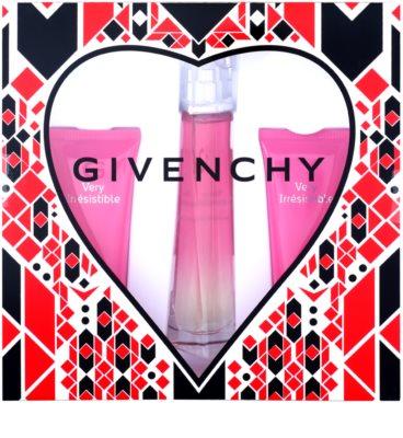 Givenchy Very Irresistible 2012 darilni seti