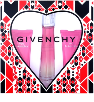 Givenchy Very Irresistible 2012 Geschenksets