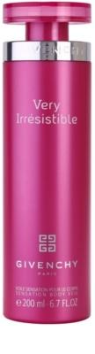 Givenchy Very Irresistible 2012 leche corporal para mujer