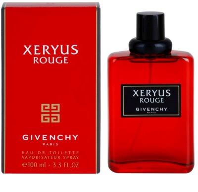 Givenchy Xeryus Rouge toaletní voda pro muže