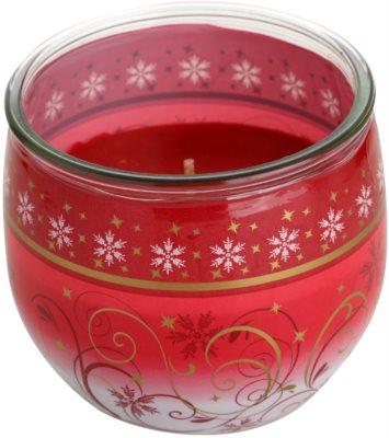 Glade Cosy Apple & Cinnamon vela perfumado 1
