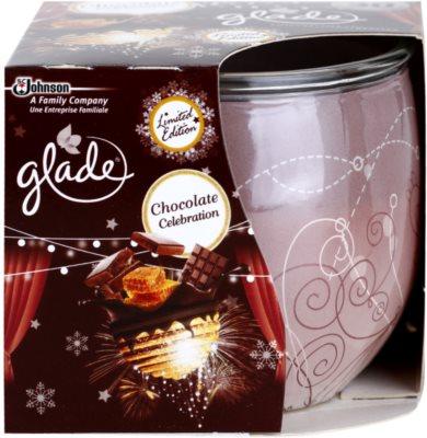Glade Chocolate Celebration lumanari parfumate