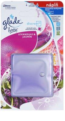 Glade Discreet Refill náhradní náplň    Lavender and Jasmine