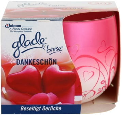 Glade Only Love vela perfumado