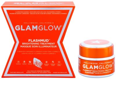 Glam Glow FlashMud masca pentru albirea tenului 1
