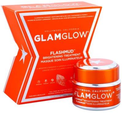 Glam Glow FlashMud masca pentru albirea tenului 2