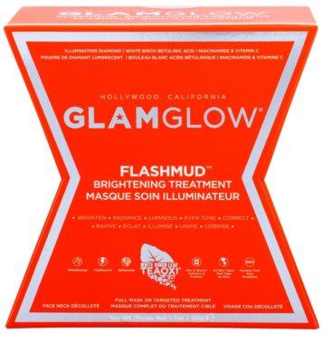 Glam Glow FlashMud masca pentru albirea tenului 3