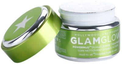 Glam Glow PowerMud duální čisticí péče 1