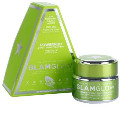Glam Glow PowerMud tratament de curatare si ingrijire 2