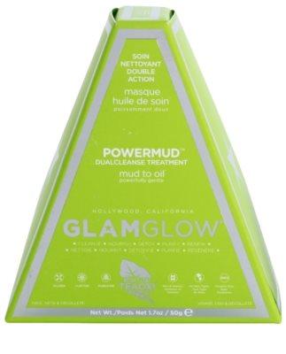 Glam Glow PowerMud duální čisticí péče 4