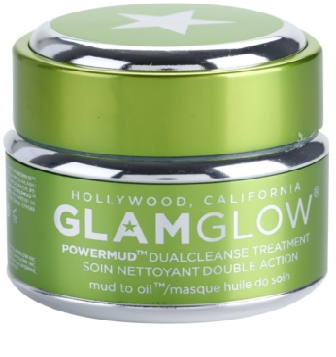 Glam Glow PowerMud двофазний очищуючий догляд