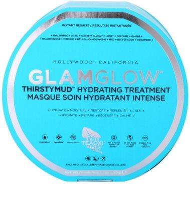 Glam Glow ThirstyMud Hydratisierende Maske 4