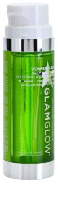Glam Glow Power Cleanse dvojna čistilna nega 2