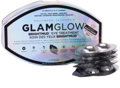 Glam Glow Revitalize Tired Eyes kuracja błotna do okolic oczu
