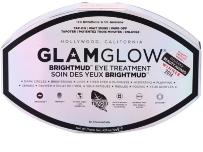 Glam Glow Revitalize Tired Eyes iszapos szemkörnyéki kúra 1