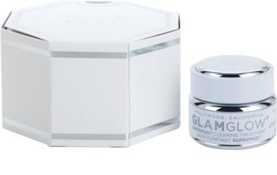 Glam Glow SuperMud maseczka oczyszczająca dla doskonałej skóry 2