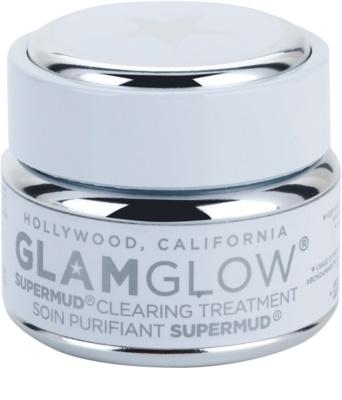 Glam Glow SuperMud máscara de limpeza para pele perfeita