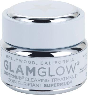 Glam Glow SuperMud mascarilla limpiadora para lucir una piel perfecta